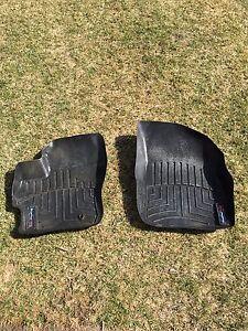 Weathertech floor mats for 03-09 Mazda3