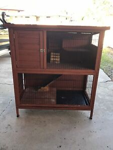 Double storey guinea pig hutch/cage Aspley Brisbane North East Preview