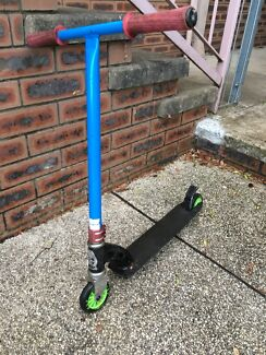 Custom Mad Gear Pro scooter