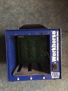 Radial Workhorse Cube 500 series rack