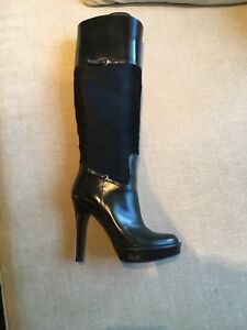 Gucci Pony Hair Boots
