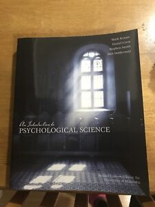 An Introduction to Psychological Science Krause