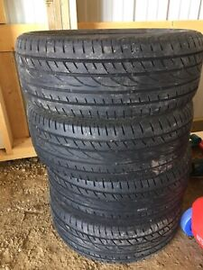 215/45/17  a plus zr rated tires