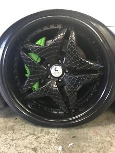 caliper painting!!!special!! any colour for $85!!!!