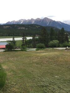 Bc Acreage with a view