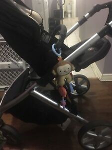 Britax b ready stroller with accessories