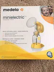 Medela minielectric breast pump