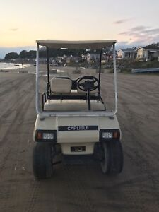 99 clubcar ds electric
