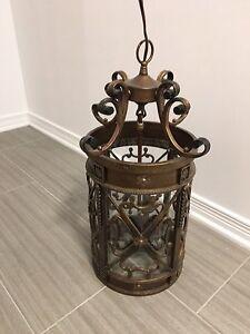 Lampe suspendu / chandelier