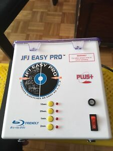 JFJ Easy Pro Disc Cleaner