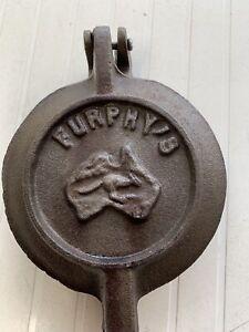 Furphy jaffle iron