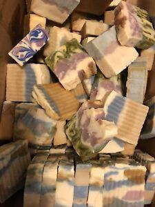 100% Natural Soap Lot of 20 (3kg)