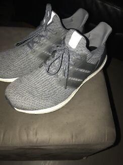 Adidas ultra boost gray size 11.5