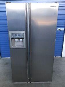 Samsung 618L Stainless Fridge freezer (Water & Ice Dispenser) Brompton Charles Sturt Area Preview