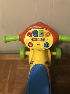 Toddlers push / pull/ musical toy