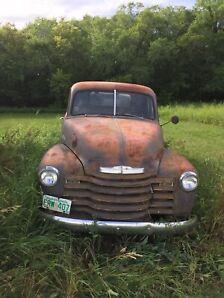 1948 3/4 ton Chev truck