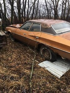 1974 ford torino part out