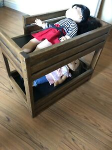 American style Dolls and bunk bed