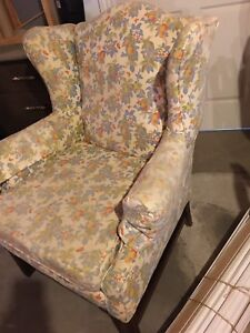 Laura Ashley Shabby Chic Chair
