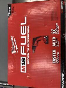 Milwaukee Fuel Drywall  screw gun kit $270