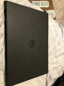 Dell touchscreen Laptop CORE I3 7th Gen