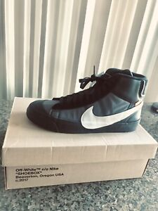 Nike OFF WHITE Grim Reapers 8.5 Brand New