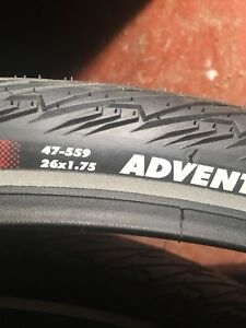 Brand new bicycle tires!
