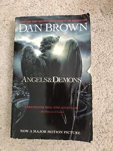 Angels and Demons by Dan Brown