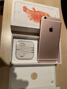 Unlocked IPhone 6S Plus Rose Gold in perfect condition