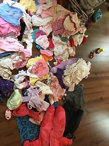Lot of girls 6-12 month clothing