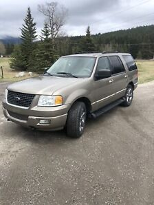 2003 FORD expedition 4WD