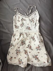 Like New Never Worn! Floral Romper
