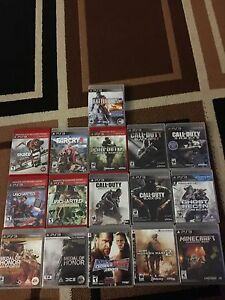 PS3 games  $5each