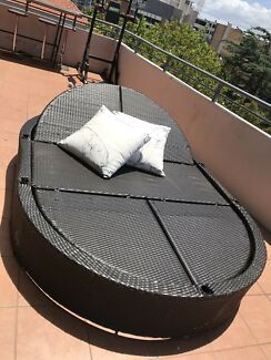 OUTDOOR Round Day Bed Lounge  Maroubra Eastern Suburbs Preview