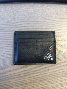 Prada Men's Card Holder