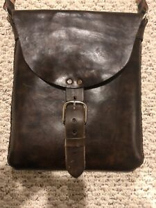 Handmade Leather Purse was $70 now $50