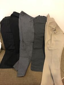 Maternity clothes - lots of pants in great condition