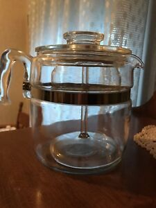 Pyrex Coffee Maker