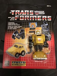 Transformers G1 Autobot Bumblebee Swerve Tailgate