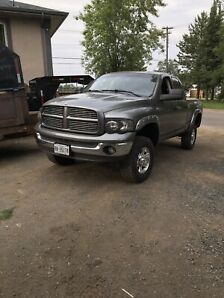 2005 Dodge Cummings 5.9 diesel SLT