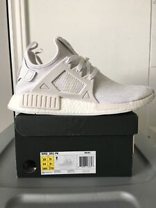 Adidas NMD XR1 Triple White New in Box