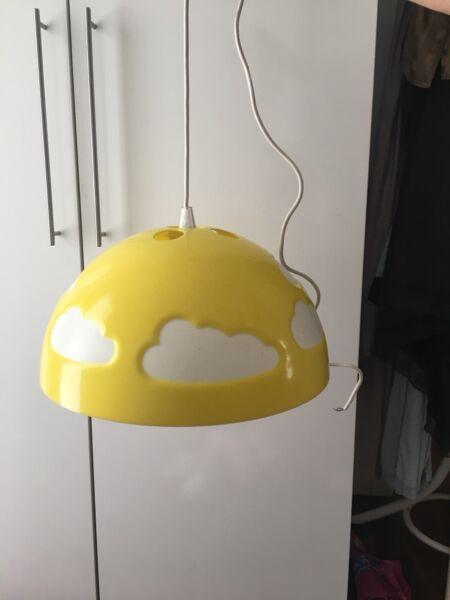 Ikea Skojig Ceiling Lamp