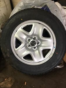 225-65r17 brand new tires and wheels