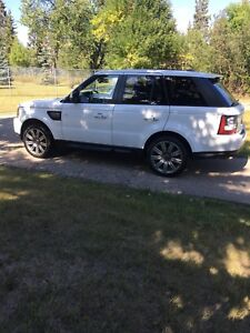 2012 Range Rover Sport Supercharged with warranty