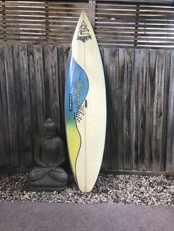 "Luke Egan 6'6"" Promo Surfboard"
