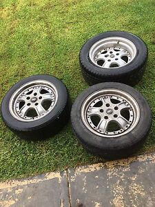3 x ROH milano wheels Christies Beach Morphett Vale Area Preview