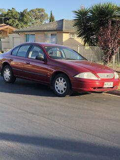 Car Ford au Falcon $1,600