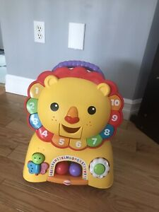 Fisher price 3 in 1 lion