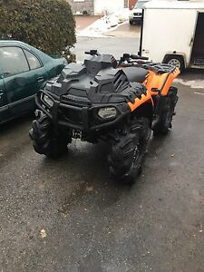 2016 polaris sportsman 850 HIGHLIFTER