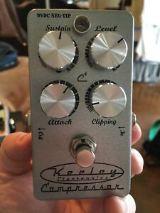 Keeley 4knobs Compressor